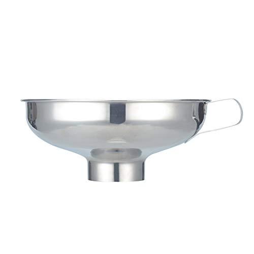 Edelstahl Canning Trichter (Provide The Best Edelstahl Weithals Trichter Canning Hopper Essen Pickles Küchenhelfer Küchenutensilien)