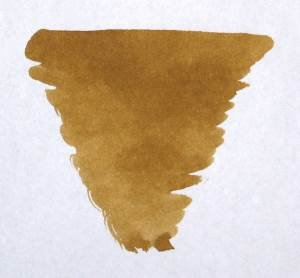 Diamine Ink,Golden Brown,Braun,Tinte im Tintenglas,80 ml