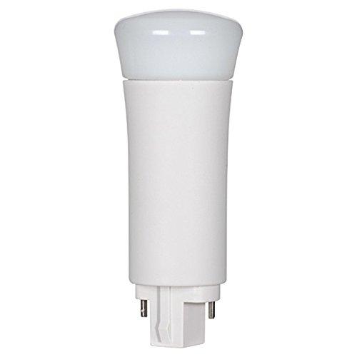 9W LED PL 2-Pin 950 Lumen G24d Sockel 120° 3500K -