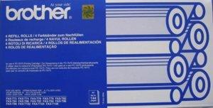 2 x Brother Druckfolie für FAX 910, Inkfilm für FAX910, je230S. (910 Fax)