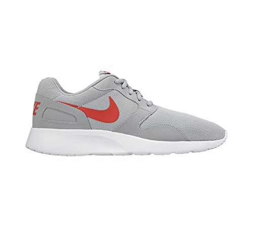 Nike Kaishirun, Chaussures de running homme - gris - rojo