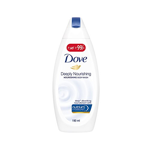 Dove Deeply Nourishing Body Wash, 190ml