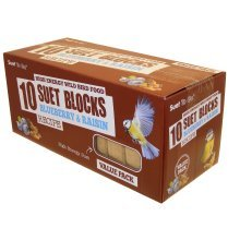 Suet To Go Blueberry & Raisin Block Value 10 Pack 10pk by UNIPET