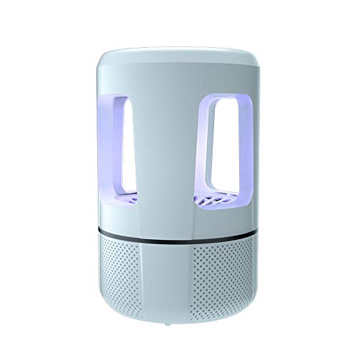 KFRSQ Mückenschutz Elektrische Fliegenklatsche Fliegenfalle Insektenvernichter Mückenfalle Haushalt Moskito-Killer USB Keine Strahlung Silent Im Innen Außen Innen Moskito (20X12.5cm) (Innen Hund Katzenklo)