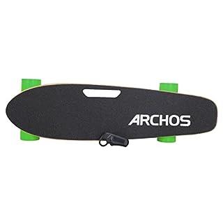 Archos SK8 E-Skateboard, Schwarz, One Size