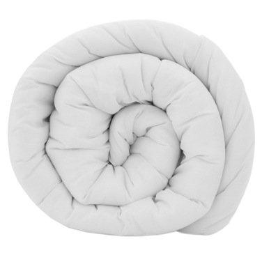 Polyester Polypropylene (teabag type) Hollowfibre Duvet/ Quilt, 10.5 Tog, King, Non Allergenic, UK Made by Sleep&Smile