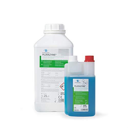 PLURAZYME 3-Enzym-Reiniger für die Aufbereitung chirurgischer Instrumente und Endoskope