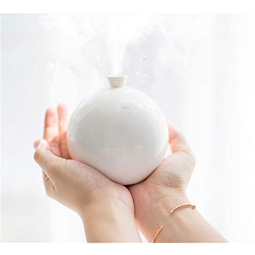 Wuouotan Luftbefeuchter Mini Ballon USB Luftbefeuchter Aroma Diffusor Wassernebel Maker für Zuhause Auto Ultraschall Luftbefeuchter Diffusor weiß