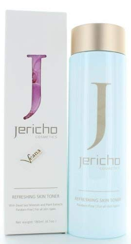 Jericho Cosmetics - Refreshing Skin Toner (180ml) -