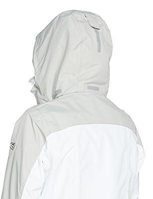 Regatta Damen Calderdale Ii Wasserfeste Jacke, Blau, Einheitsgröße von Regatta - Outdoor Shop