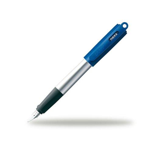 Lamy FH20458 -Füllfederhalter Nexx für Linkshänder,Modell 087, blau