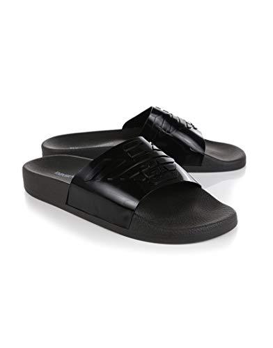 Emporio armani ciabatte slippers uomo mare piscina beachwear articolo x4ps02 xl825 slipper