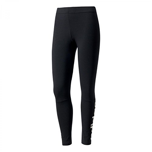 Adidas Ess Lin Tight Leggings Donna Neri (xxs)