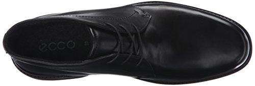 Ecco - Ecco Holton, Stivali bassi con imbottitura leggera Uomo Nero (BLACK01001)
