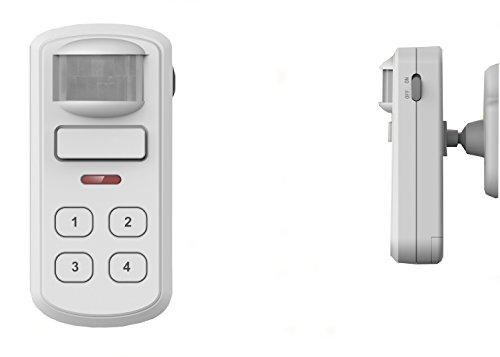Alarme Secureasy 120 décibels / Carillon