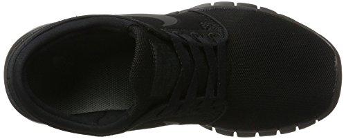 Nike Stefan Janoski Max, Scarpe da Skateboard Bambino Nero (Black/black-anthracite-black)