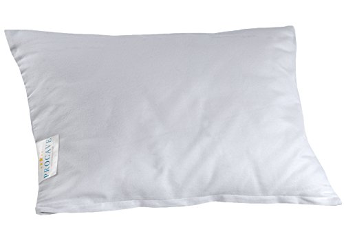 PROCAVE Feinflanell - Schutzbezug für Kissen in der Größe 60 x 80 cm Kissenbezug aus 100{104b6167e201829cc1d6930d66d82ed41f98999ba6e37b348268a1e65e20ca28} Baumwolle mit Reißverschluss - Made in Germany - schützt Das Kissen vor Verunreinigung