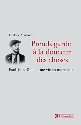 Prends garde  la douceur des choses : Paul-Jean Toulet, une vie en morceaux