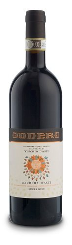 Oddero Barbera d'Asti Superiore Nizza 2015-3 bottiglie da 750 ml