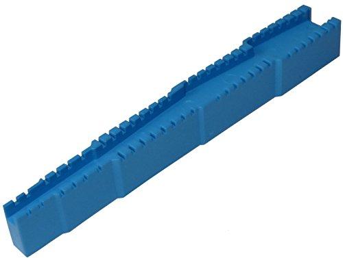 Aerzetix: Gabarit de pliage d'éléments axiaux résistence condensateur plieur de composants broches mettre en forme former