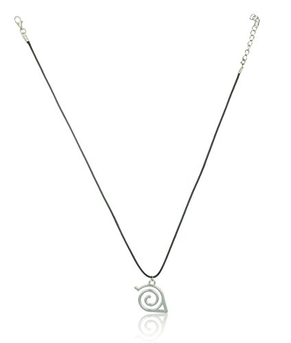 Access-O-Risingg Naruto Double Bands Konoha Sign Pendant [PD232]