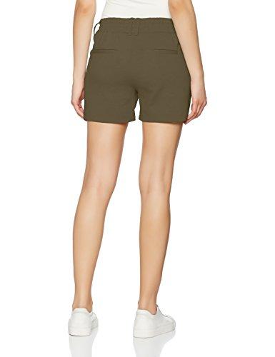 ONLY Damen Onlpoptrash Easy Shorts Noos Grün (Kalamata)