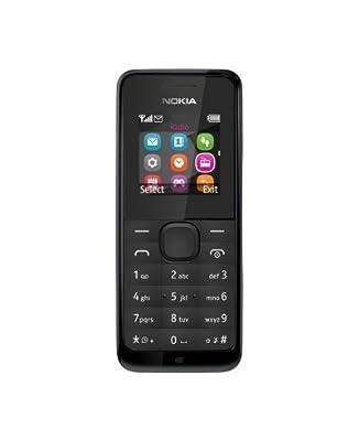 Nokia 105 Dual Black: è un cellulare dual sim molto semplice con Rete GSM Dual Band. E' caratterizzato da un design sobrio, con scocca monoblocco e tasti di grandi dimensioni. Dispone di un display TFT da 1,8 pollici con una risoluzione di 12...