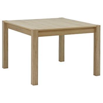 Esstisch 120 x 120 Küchentisch Tisch Sanremo sand Quadratisch ...