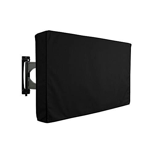 JWR Outdoor-TV-Abdeckung, wetterfester Universalschutz für LCD-, LED- und Plasma-TVs von 22