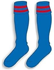 Calcetines–azul/rojo–Pro 10
