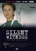 Silent Witness - Series One & Two: Buried Lies / Long Days, Short Nights / Darkness Visible / Sins of The Fathers / Blood [8 DVDs] [Holland Import]