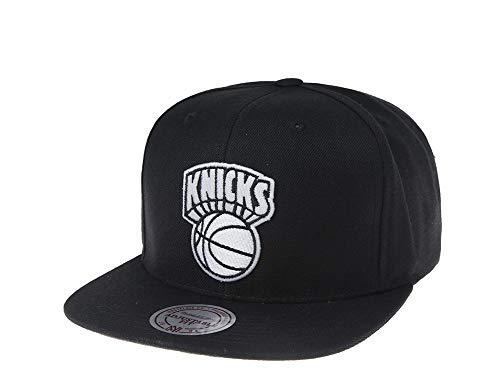Mitchell & Ness New York Knicks Snapback Cap - NBA Basketball Kappe (Die New York Knicks)