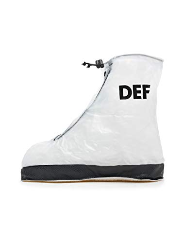 DEF Herren Schuhpflege Rain schw...