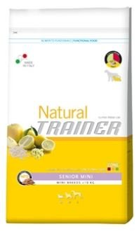 Trainer Natural - Natural Trainer Senior Mini per Cani - Sacco da 2 kg