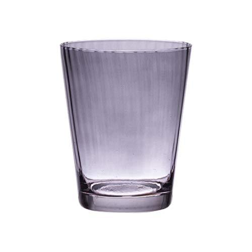Table Passion - Verre venise gris 37 cl (lot de 6)