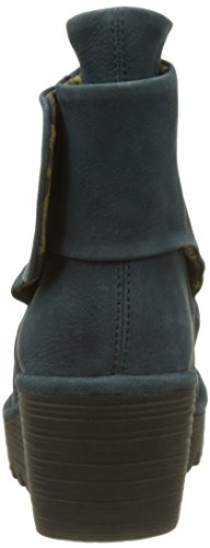 Short London Ladies Yomi765fly Short Boots Blu (reef)