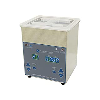 1.3 Litre Digital Ultrasonic Cleaner Tank with Heated Bath -220V