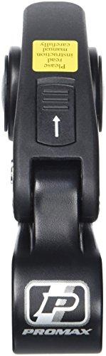 promax-manubrio-nero-matt-black-taglia-unica