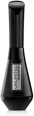 L'Oréal Paris Unlimited Mascara Allungante, Scovolino Pieghevole Risultato fino a 24 Ore, Effetto Lunga Du