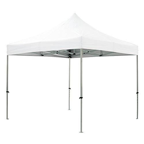 GREADEN-Tienda de campaña plegable blanca 3x 3m Premium Light-Tubo 32mm de acero-lona 420d-Barnum plegable-GR-1FA33420AO1