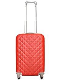 3d4c75cf9 Maleta pequeña para cabina rígida 4 ruedas 360º gira equipaje de mano ...