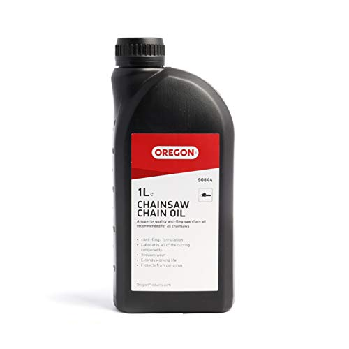 Chainsaw Chain and Guide Bar Oil, 1 Litre
