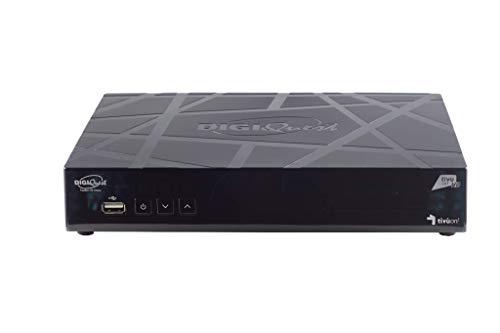 Digiquest Tivusat 6996 Pvr High Definition Digital Satellite Decoder