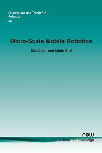 Micro-Scale Mobile Robotics (Foundations and Trends (R) in Robotics)