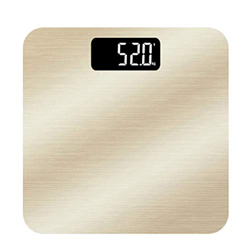 ✔El primer paso para lograr su objetivo de fitness!✔ EspecificacionesRango de medición: 5kg-180kg (11lb-400lb / 28st)Apagado automático: 10 segundosFuente de energía: baterías, 4 baterías AAA (no incluidas)Pantalla: Pantalla de cristal líquido LEDSup...