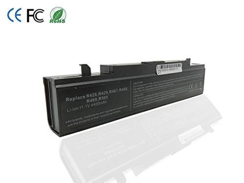 Batería 11.1V 4400mAh AA-PB9NC6B AA-PB9NS6B Ordenador