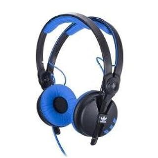 Sennheiser HD 25 Kopfhörer (120 dB) schwarzblau (B0030T0QBG