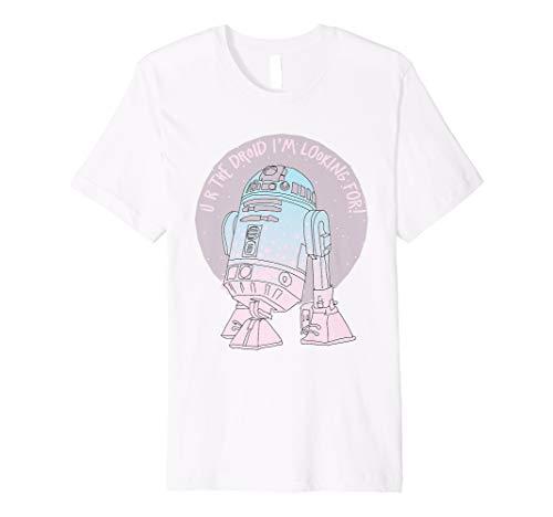 Star Wars R2-D2 Droid Valentine's Day T-Shirt