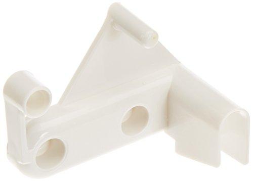 Indesit C00075600 Gefriergerätezubehör/Original-Ersatz rechten Gefrierklappenscharnier für Ihre Tiefkühltruhe/Klappenscharnier