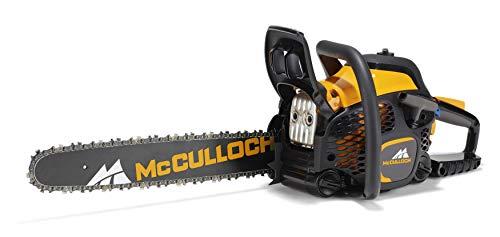 McCulloch 00096-73.003.01 CS50S Motosierra de gasolina con motor de 2100 W de potencia,...